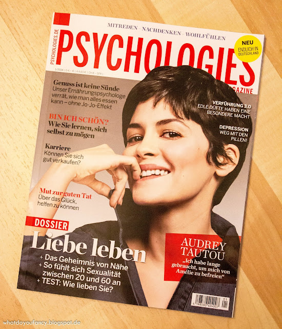 Psychologies nun auch bei uns erhältlich