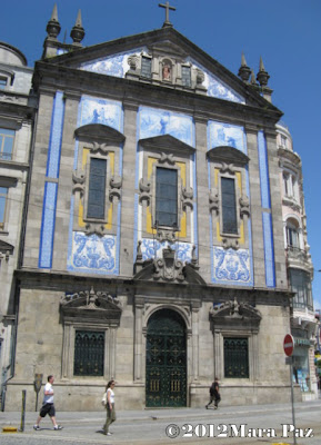 Congregados Church, Porto