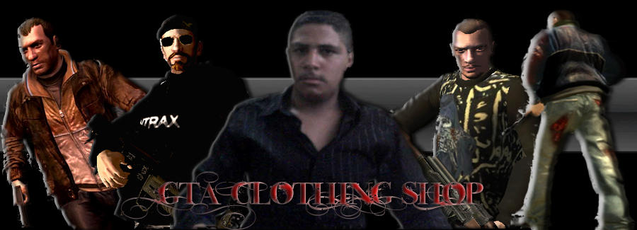 Gta - Cloting Shop