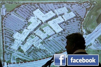 Facebook planning big for its Menlo Park campus