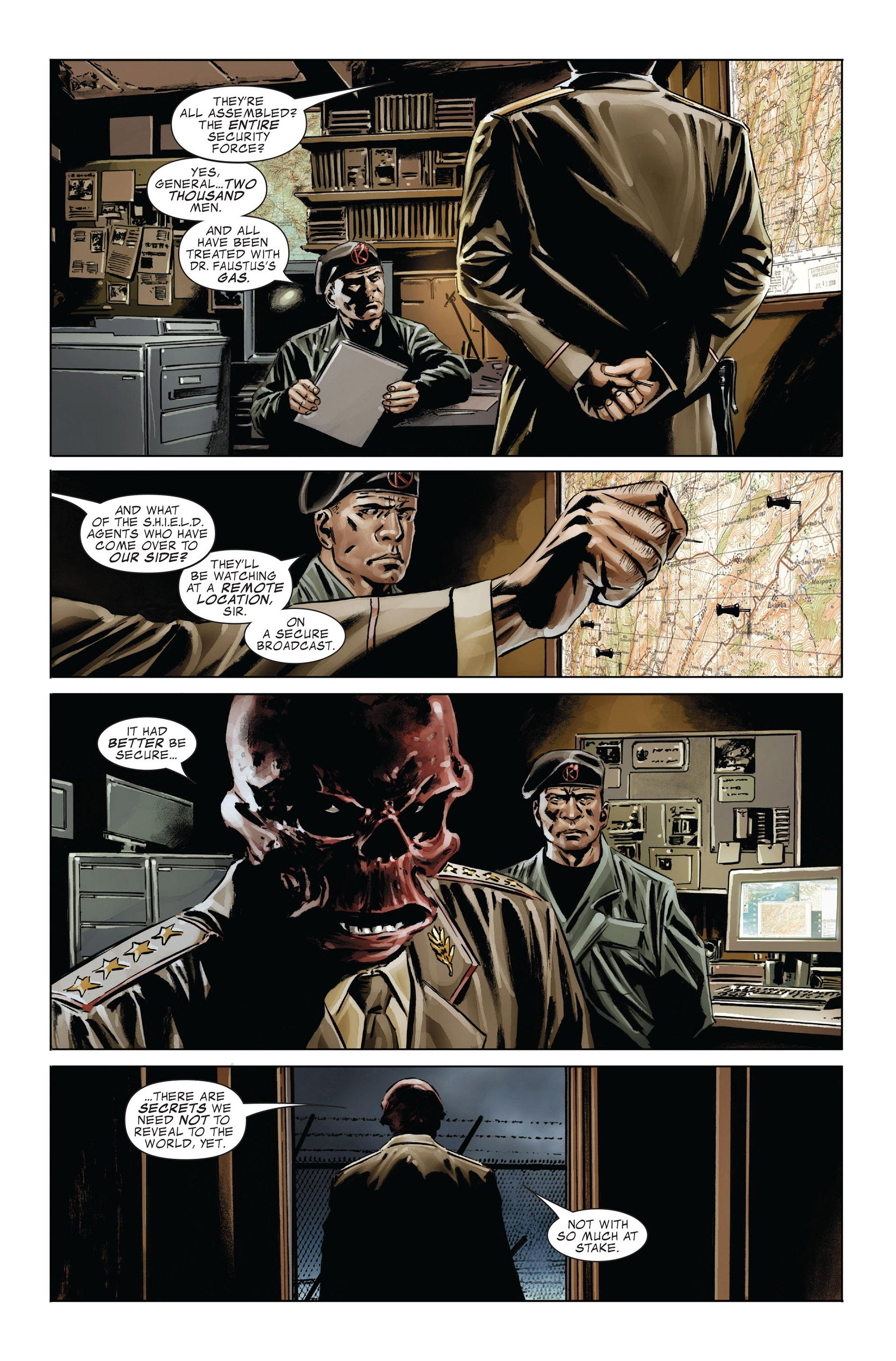 Captain America (2005) Issue #31 #31 - English 13