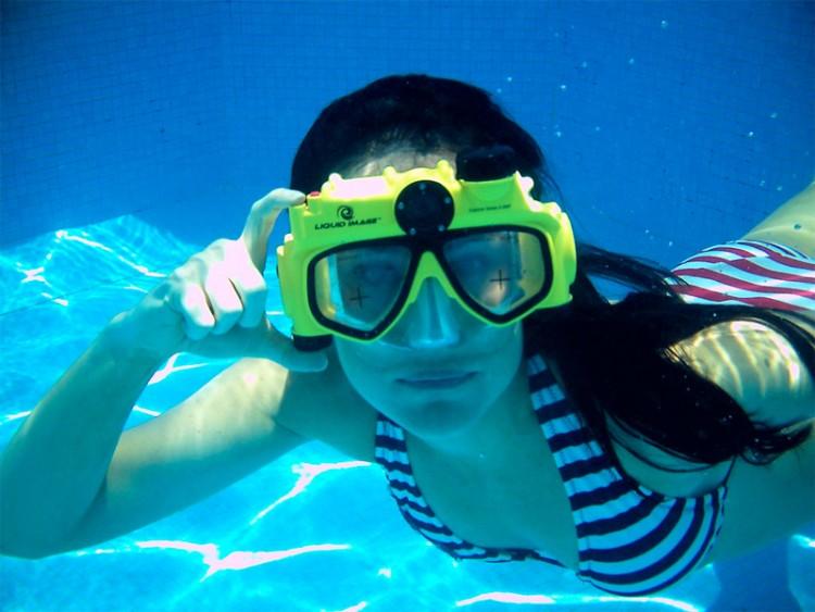 Как сделать подводное фото