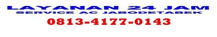 SERVICE AC 081341770143