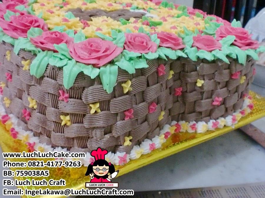 Jual - Beli Kue Tart Mawar Surabaya - Sidoarjo