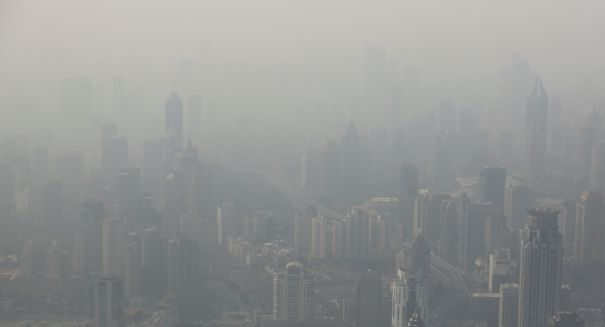 In a new study, the scientists have said that the grime that clings to the buildings or any other structures is responsible for emitting nitrogen gases when hit by sunlight.