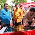 Mendagri Resmikan Lokasi PKL Koperasi GOR Padang