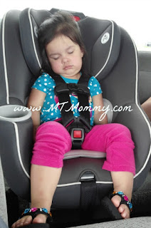 Sleeping Baby, Road Trip, Toddler Nap,