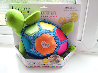 Lamaze Turtle Tunes, TOMY, musical toy