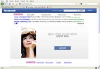 Situs Facebomb untuk Editing Foto online