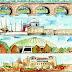 Marcadores de Livros 185 -Cidades de Portugal