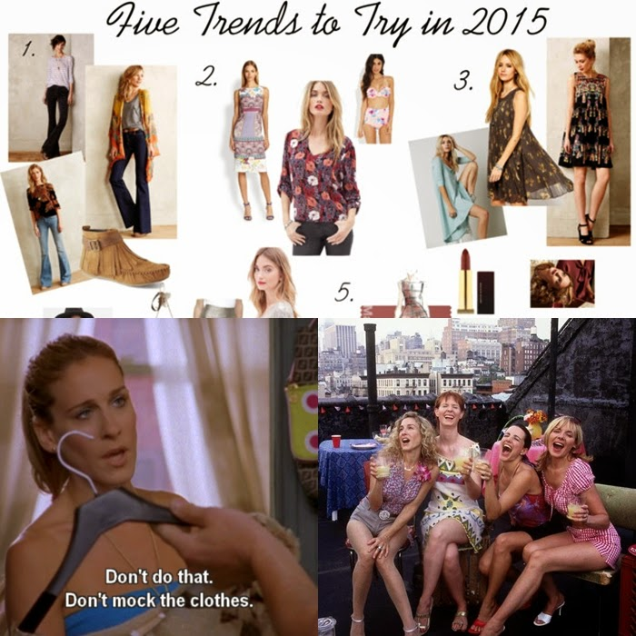 The Style Essentials: IFB Links A La Mode January 15