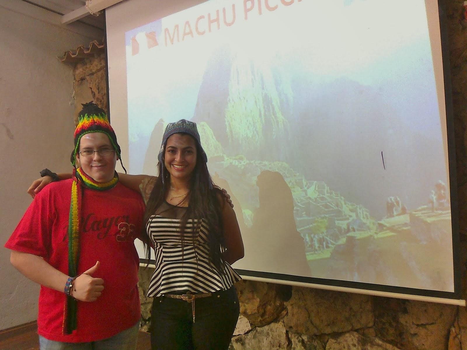 WONDERS (Machu Pichu - Peru)