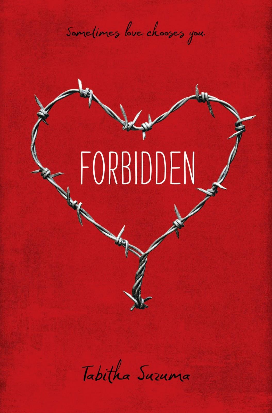 a simple love of reading forbidden by tabitha suzuma