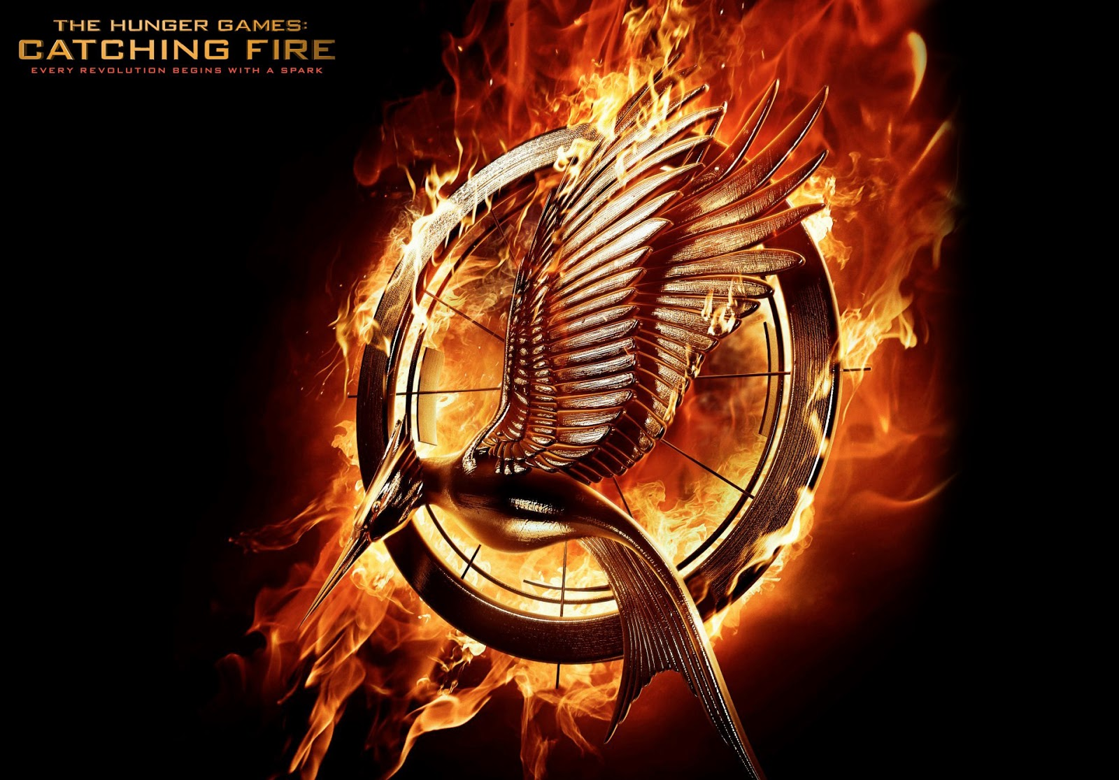 The Hunger Games: Catching Fire - First Trailer 