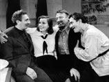 fotograma de Ninotchka, con Greta Garbo, película de Ernst Lubitsch (1939)