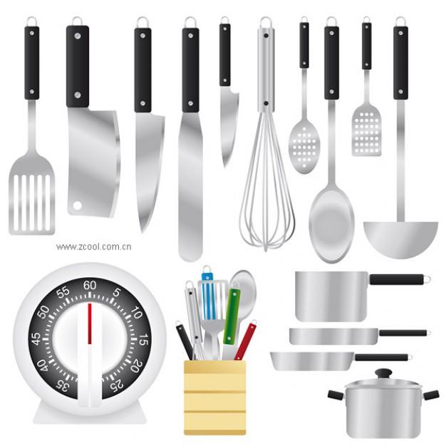 Cocina para estudiantes nuestros utensilios en la cocina for Material de cocina profesional