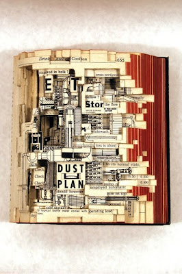 Fun with books Seen On www.coolpicturegallery.us
