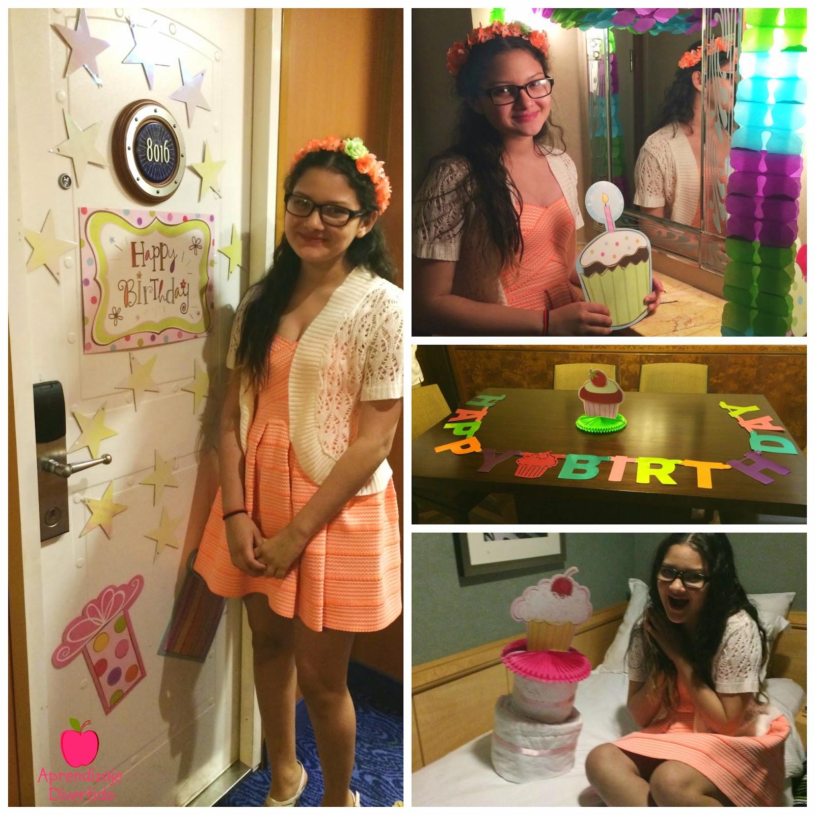 Actividades para todas las edades for Cuartos decorados feliz cumpleanos