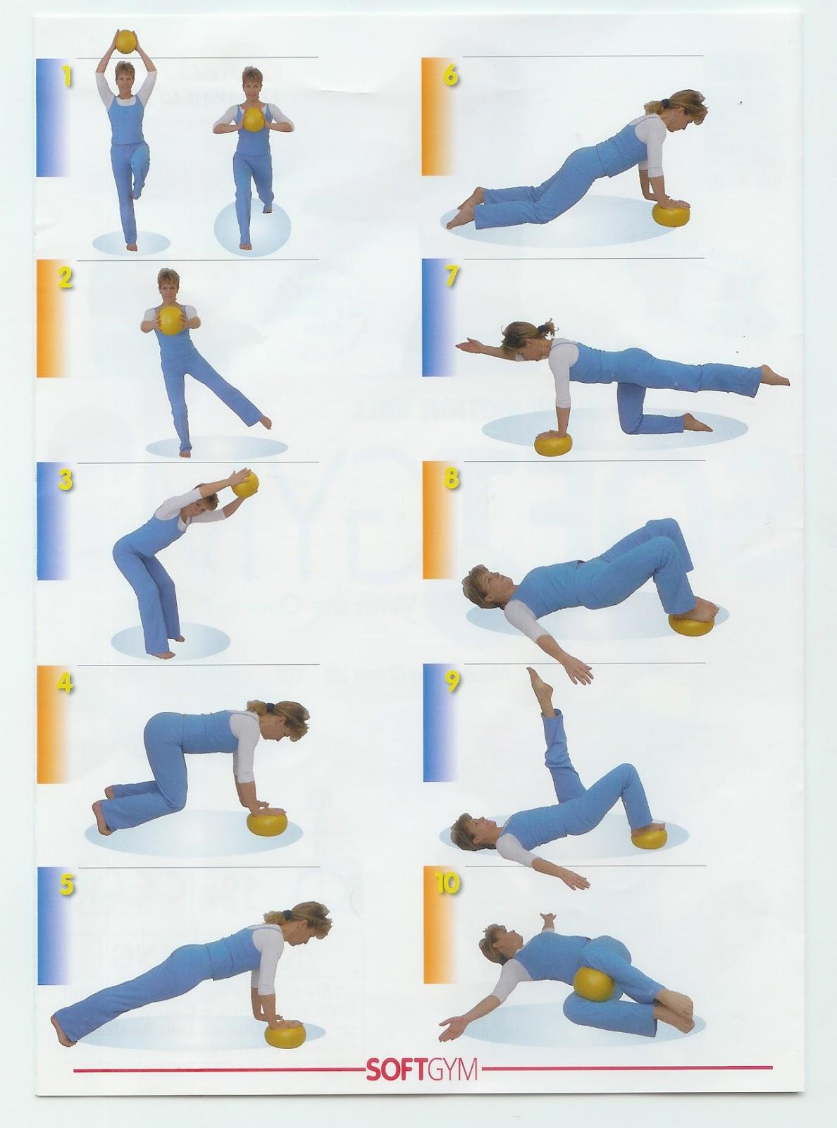 Pon un poco de pilates en tu vida agosto 2013 - Como hacer pilates en casa ...