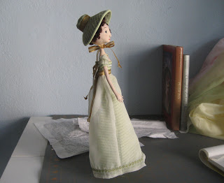 elizabeth bennet doll