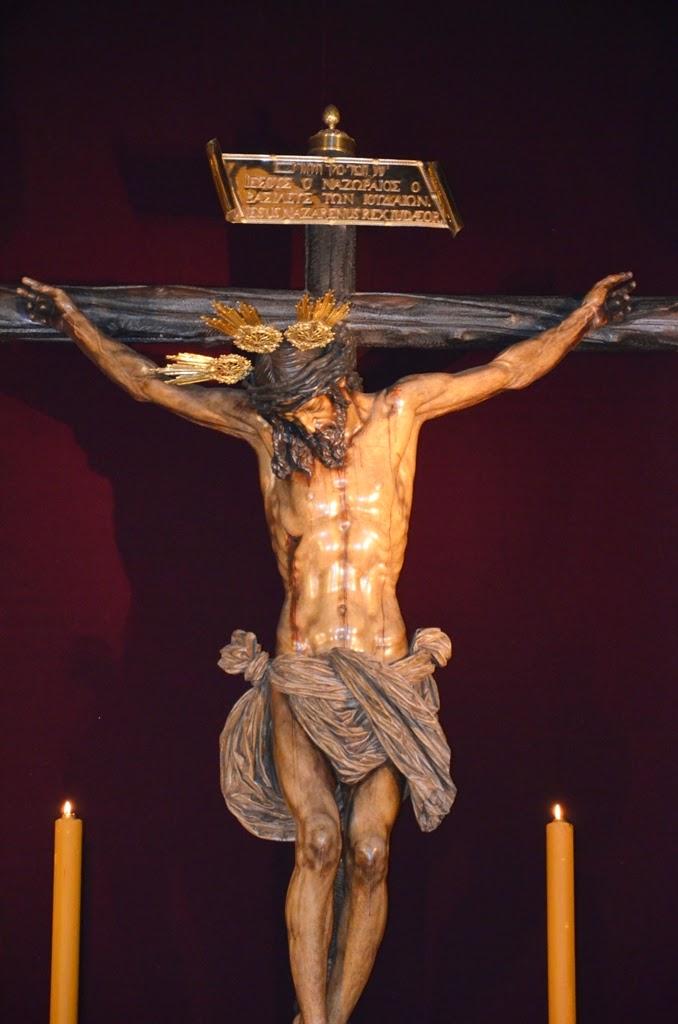 Stmo. Cristo del Amor - Sevilla