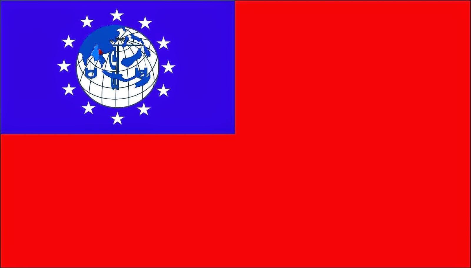 Mizzima's Flag