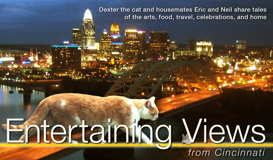 entertaining views from cincinnati