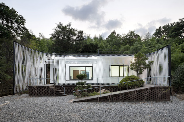 Namhae House Renovation by Joho Architecture - Inspiring Modern Home
