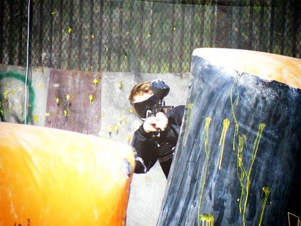 paintball-trening