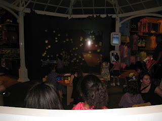 Disney Kid's Theater Area