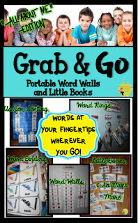 https://www.teacherspayteachers.com/Product/Portable-Word-Wall-and-Little-Books-All-About-Me-2058043
