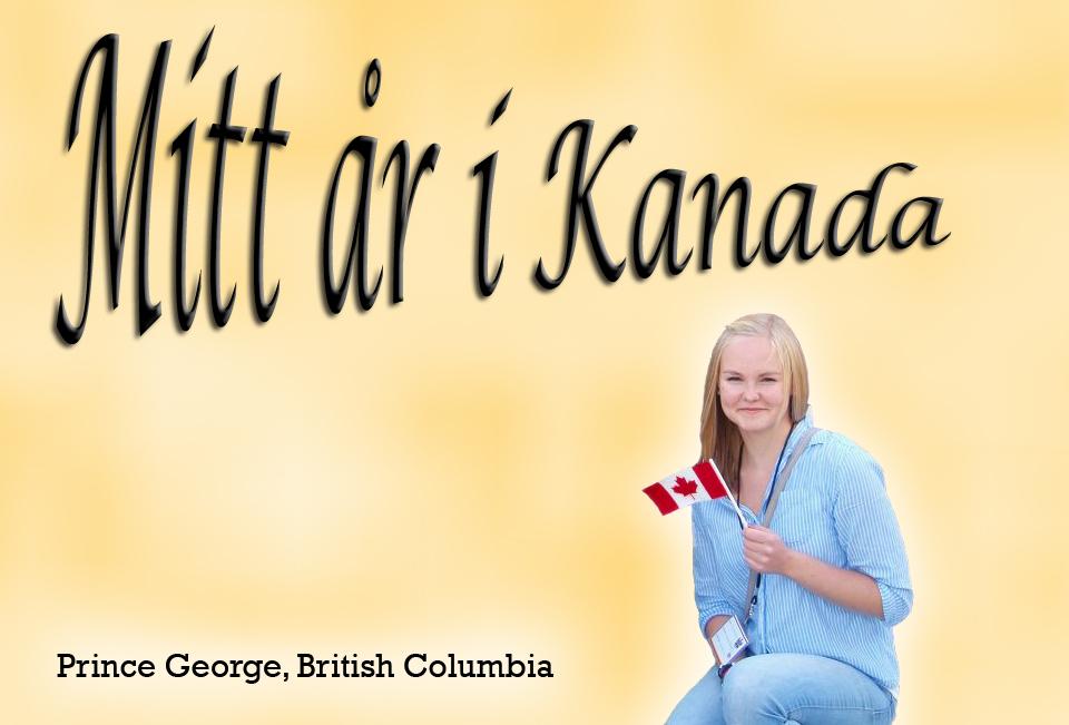 Mitt år i Kanada