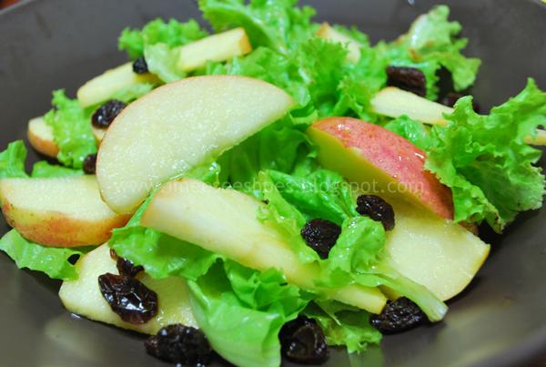 green, salad, healthy