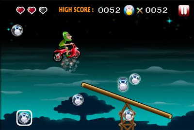 Scooter Hero - Motorcycles Games for Android Phones