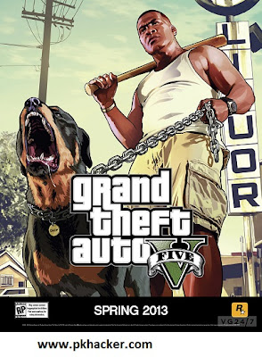 Grand Theft Auto (GTA) 5 2013 PC Game Free Download