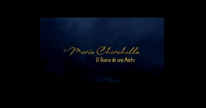 María Chinchilla, El Diario de una Mártir / trailer película guatemalteca