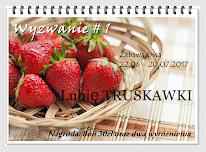 Wyzwanie z truskawką :-)