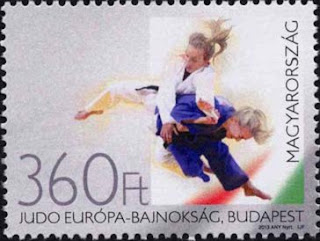 Hungary: EUROPEAN JUDO CHAMPIONSHIPS Budapest, 25-28 April 2013
