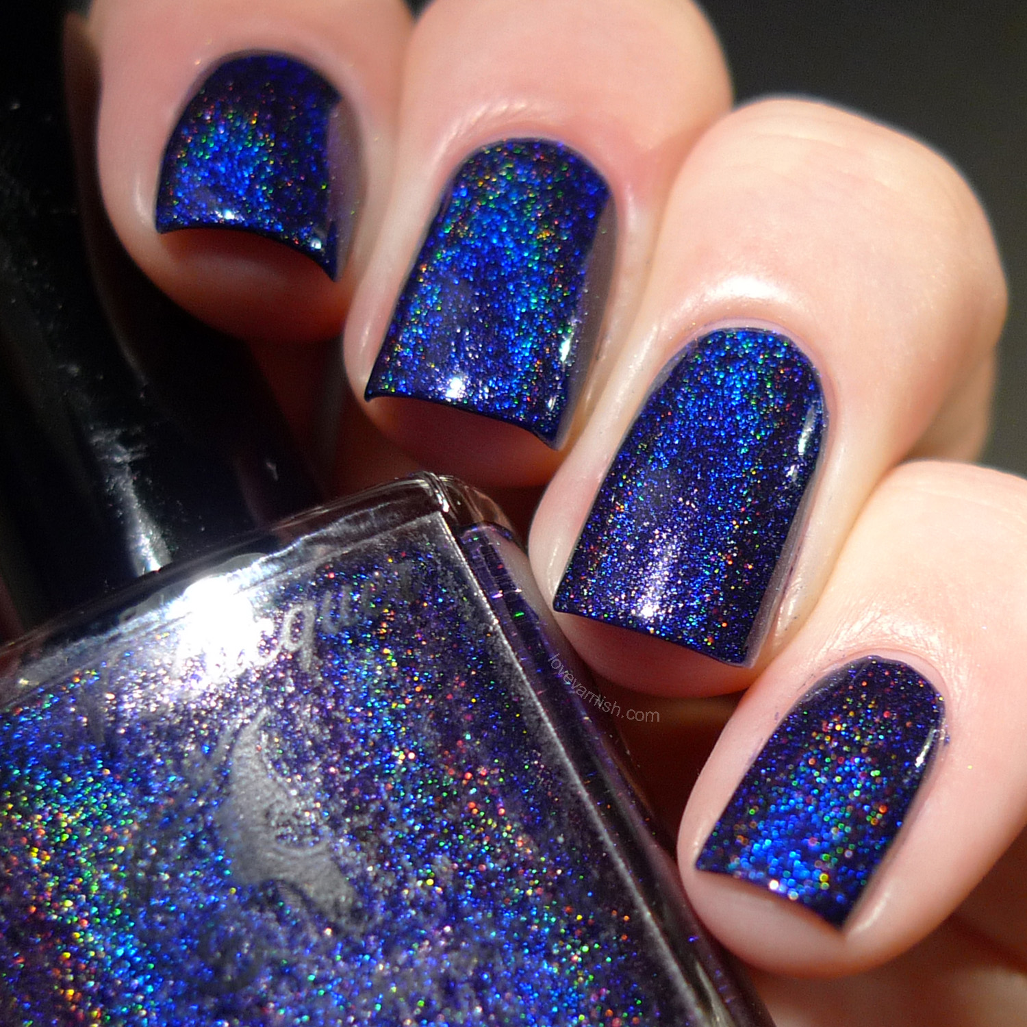 F.U.N Lacquer Summer 2014 Starry Night Of The Summer holographic