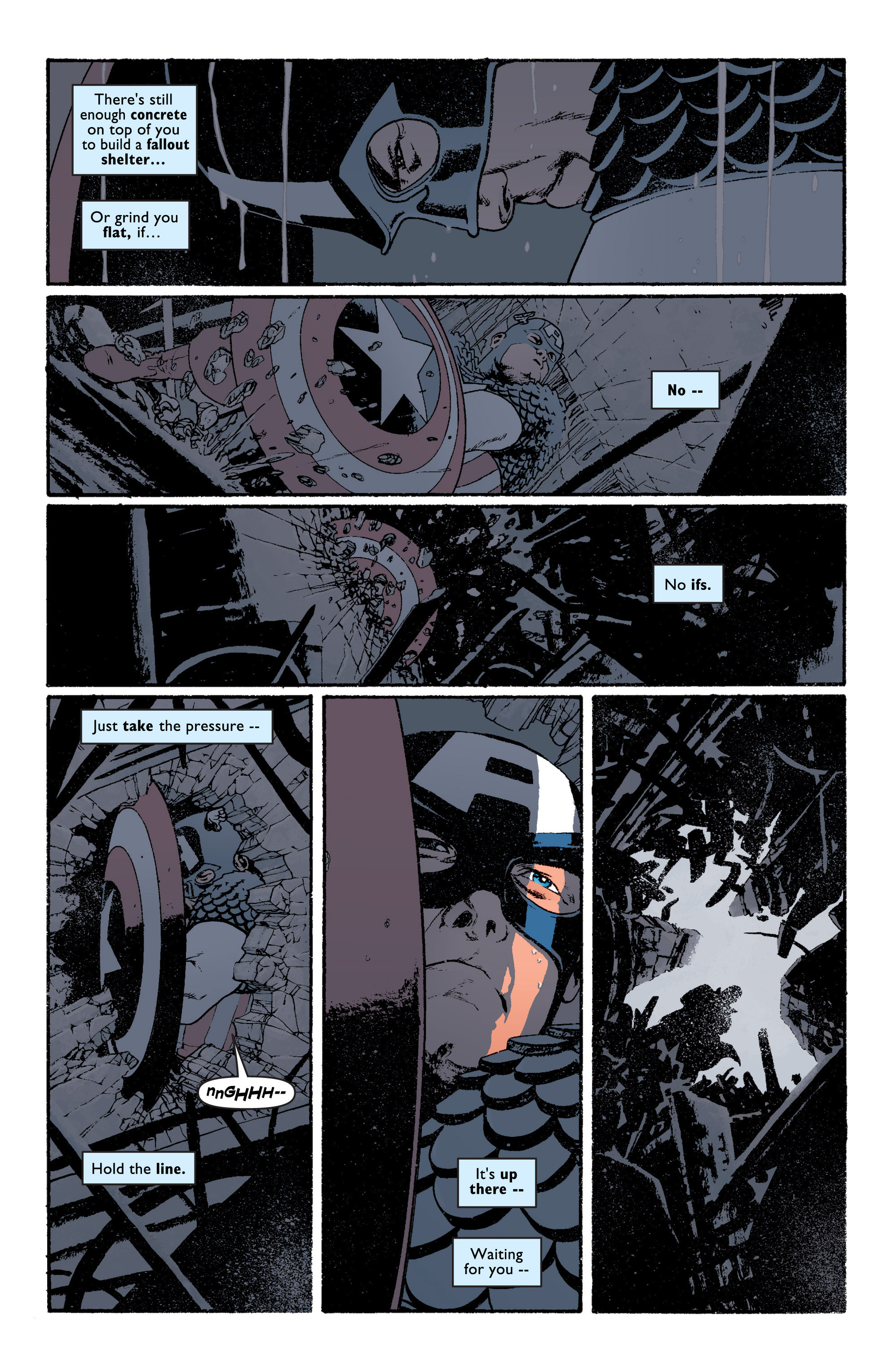 Captain America (2002) Issue #6 #7 - English 6