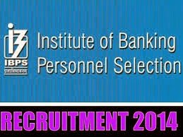 IBPS Allotment 2014-15.