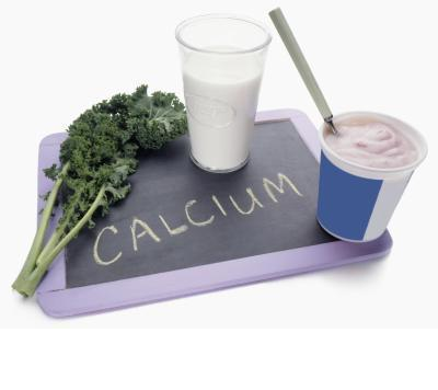 bone up yourself by calcium