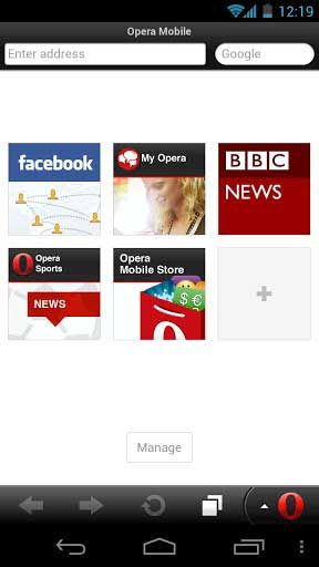 Download Opera Mini Untuk Android