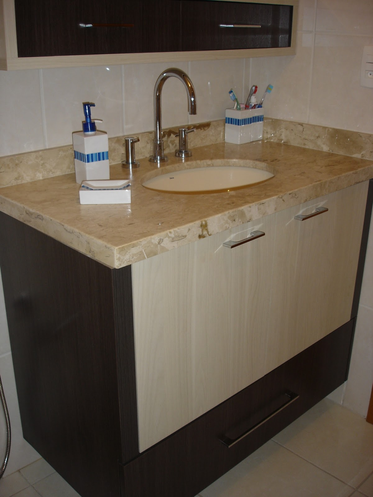 Imagens de #2D4567 CARLA DE ASSUMPÇÃO: Banheiros residenciais harmonizados 1200x1600 px 3600 Banheiros Todo Bege