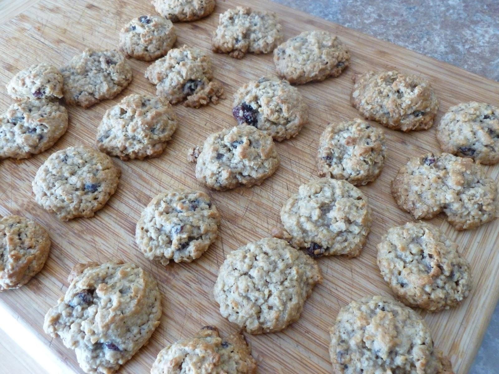 Mommy Plus Two Quaker Oats Vanishing Oatmeal Raisin Cookies