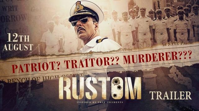 Hình ảnh phim Sĩ Quan Rustom