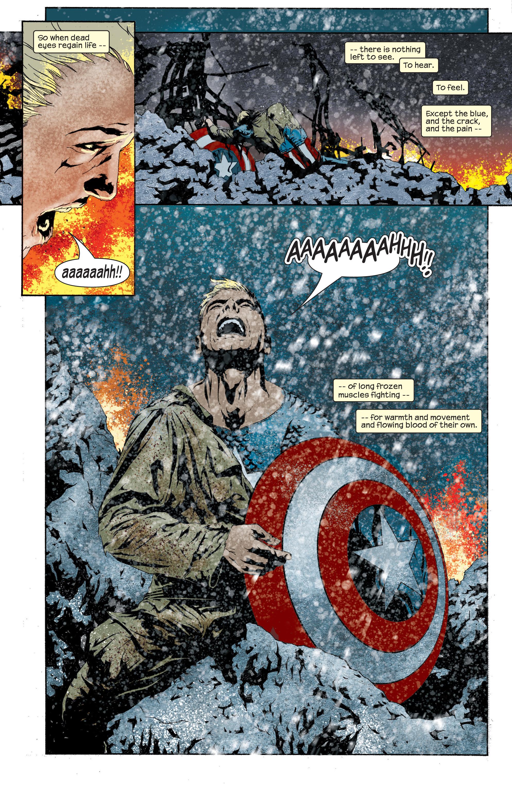 Captain America (2002) Issue #12 #13 - English 16