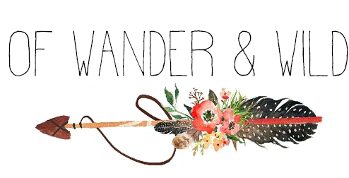 Of Wander and Wild