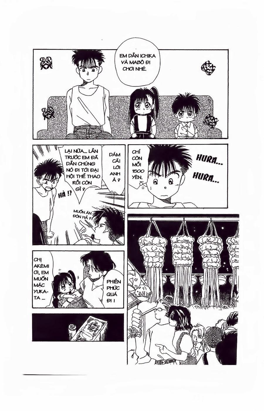 Em Bé Và Tôi chap 19 - Trang 6