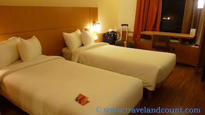Ibis Hotel Twin Room